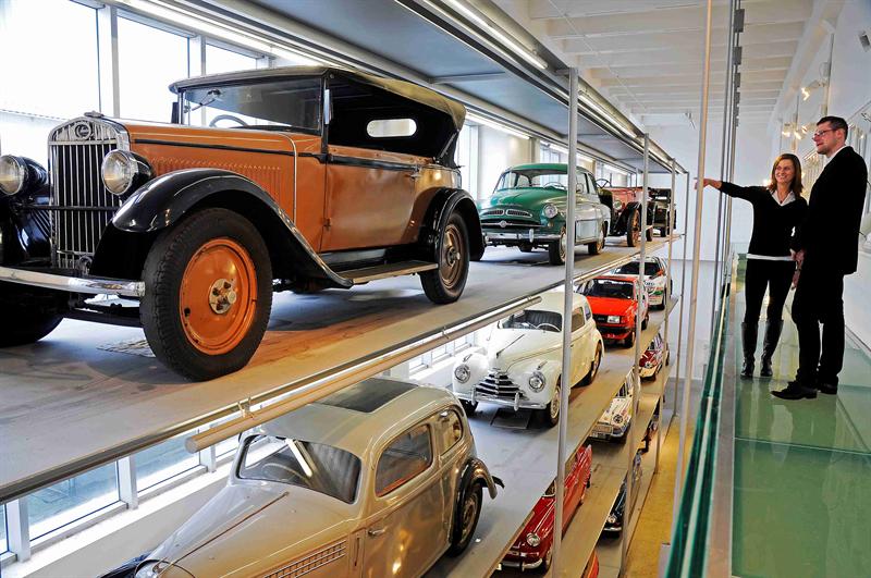 150113 SKODA Muzeum 2015 - interior.jpg